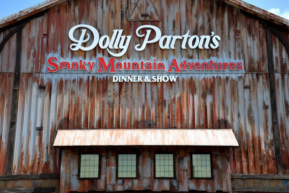 Dolly Parton's Smoky Mountain Adventure Dinner Show in Pigeon Forge TN
