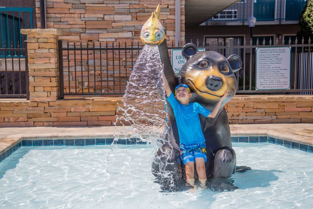 Pigeon Forge Hotels with Slides and Pools