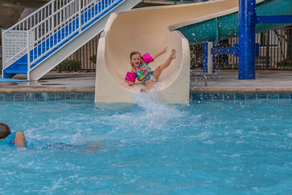 Pigeon Forge Hotels with Pools and Slides