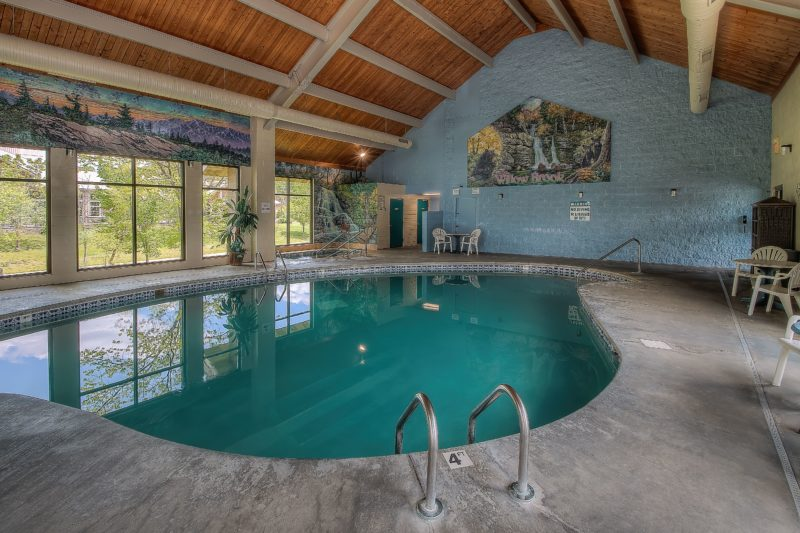 Pigeon Forge place to stay with Indoor Pool
