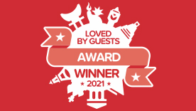 Willow Brook Lodge Expedia Award Winner