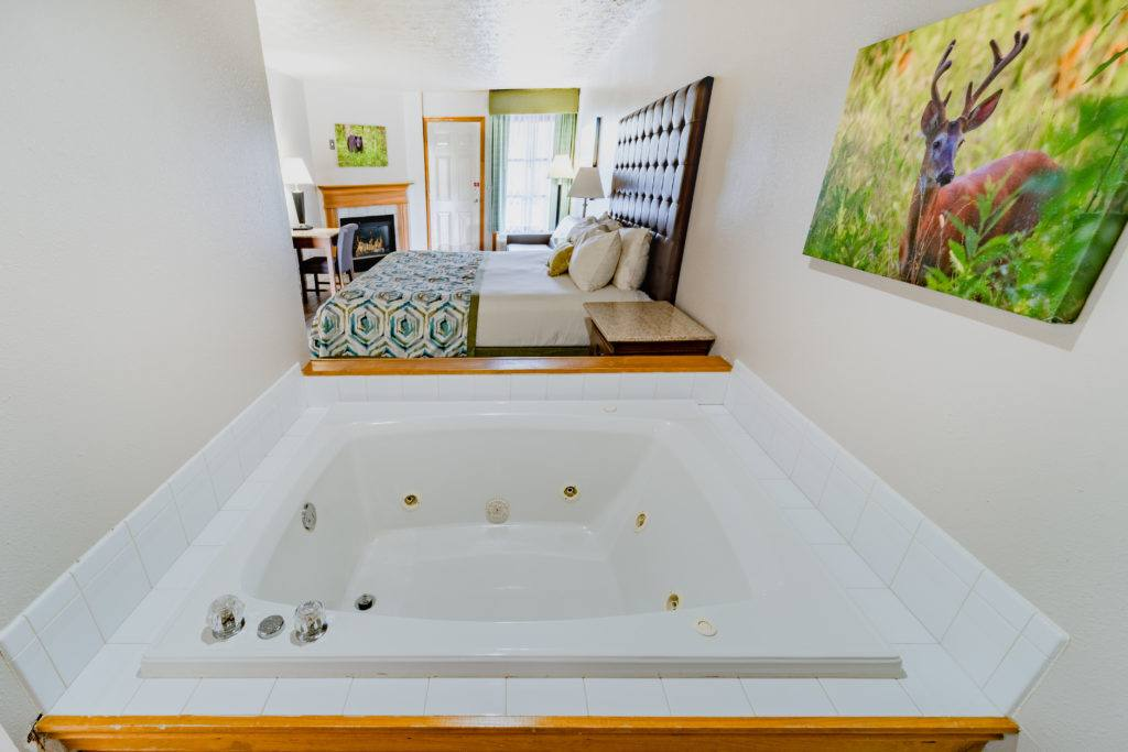 Willow Brook Lodge Jacuzzi Suite